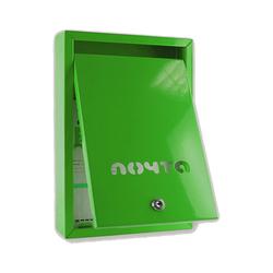 Почтовый ящик Альфа (зеленый)