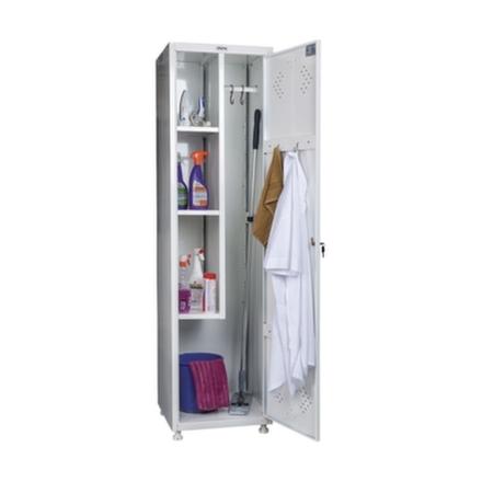 Хозяйственный шкаф HILFE МД 1 ШМ-SS (11-50)