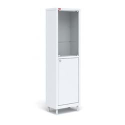 Медицинский шкаф М1 165.50.32 С