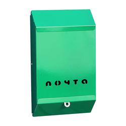 Почтовый ящик (зеленый) без замка