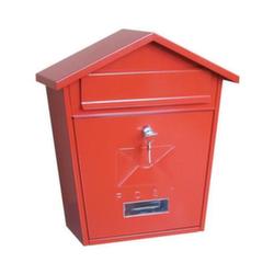 Почтовый ящик ВН 21 красный