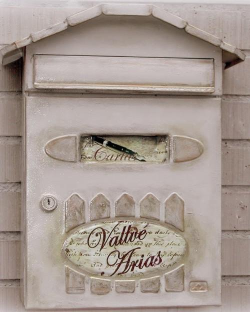 Почтовый ящик своими руками в картинках