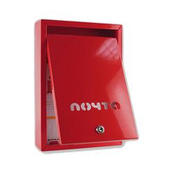 Почтовый ящик Альфа (красный)