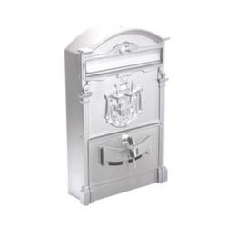 Почтовый ящик LION ANTIQUE белый