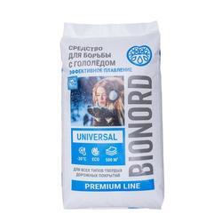 Противогололедный реагент Бионорд универсальный  23 кг