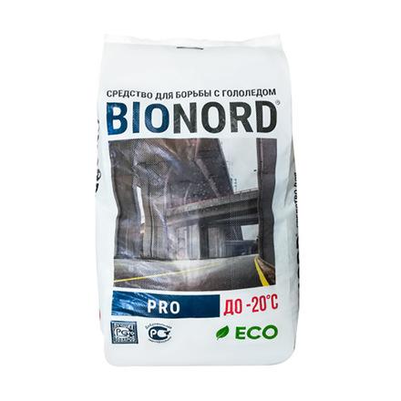 Противогололедный реагент BIONORD PRO 23 кг