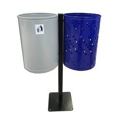 Урны для раздельного сбора мусора Дуэт