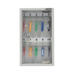 Ключница KEY 10 G со стеклянной дверцей