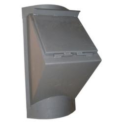 Клапан мусоропроводный с приемной емкостью