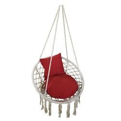 Кресло подвесное ФИБИ с подушкой