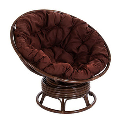 Кресло PAPASAN 23/01В-1 Б (S) подушка твил