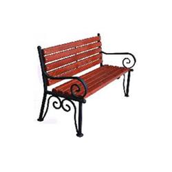 Кованая скамейка (арт 3.0)