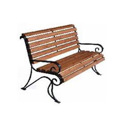 Кованая скамейка (арт 5.0)