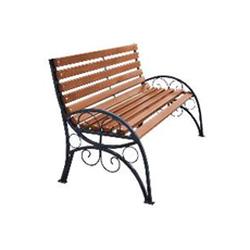 Кованая скамейка (арт 6.0)