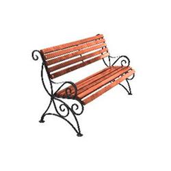 Кованая скамейка (арт 7.0)
