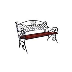 Кованая скамейка (арт 10.0)