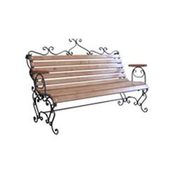 Кованая скамейка (арт 11.0)