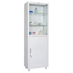 Медицинский шкаф HILFE MD 1 1760/SG