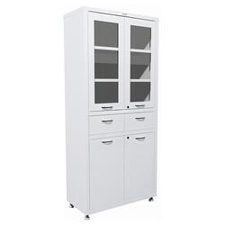 Медицинский шкаф HILFE MD 2 1780 R-1
