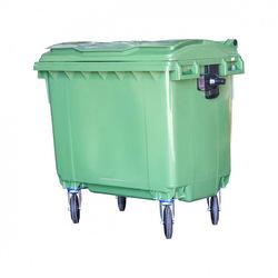 Мусорный контейнер MGBG 660 зеленый