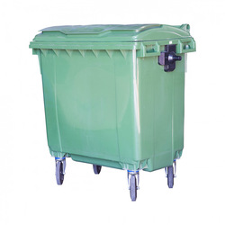 Мусорный контейнер MGBG 770 зеленый