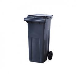 Мусорный контейнер МКТ 120 черный