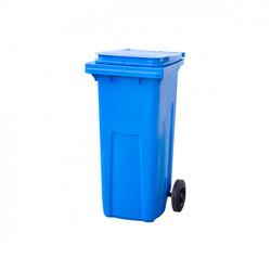 Мусорный контейнер МКТ 120 синий