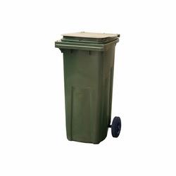 Мусорный контейнер МКТ 120 зеленый