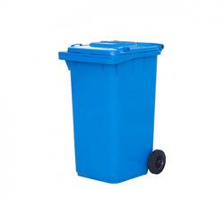 Мусорный контейнер МКТ 240 синий