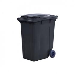 Мусорный контейнер МКТ 360 черный