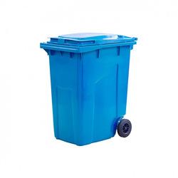 Мусорный контейнер МКТ 360 синий