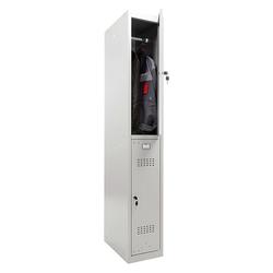 Шкаф для одежды ПРАКТИК ML 12-30 (базовый модуль)