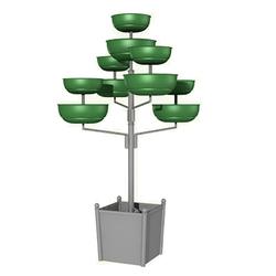 Конструкция для вазонов Мобильное дерево 1