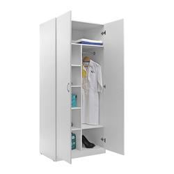 Шкаф для одежды MW-2 1880 (белый)