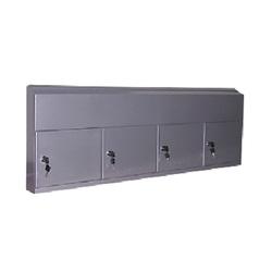 Горизонтальный почтовый ящик ЯПГ 4
