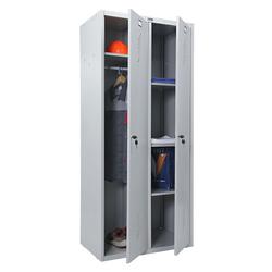 Шкаф для одежды ПРАКТИК Стандарт LS 21-80 U