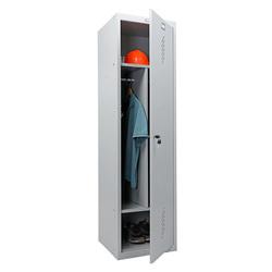 Шкаф для раздевалок ПРАКТИК ML 11-50 (базовый модуль)