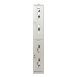 Шкаф для раздевалок ПРАКТИК ML 12-30 (базовый модуль)
