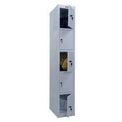Шкаф для раздевалок ПРАКТИК ML 15-30 (базовый модуль)