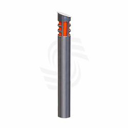 Парковочный столбик бетонируемый ТЕХНО