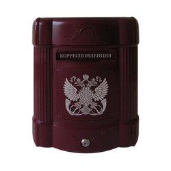 Почтовый ящик ГРАЦИЯ без накладки