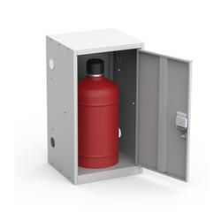 Шкаф для газового баллона на 27 литров ШГР 27-1