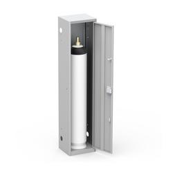 Шкаф для газового баллона на 40 литров ШГР 40-1
