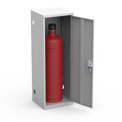 Шкаф для газового баллона на 50 литров ШГР 50-1