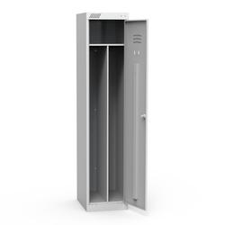 Металлический шкаф для одежды ШРК 21-400