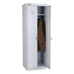Металлический шкаф для одежды ШРК 22-800