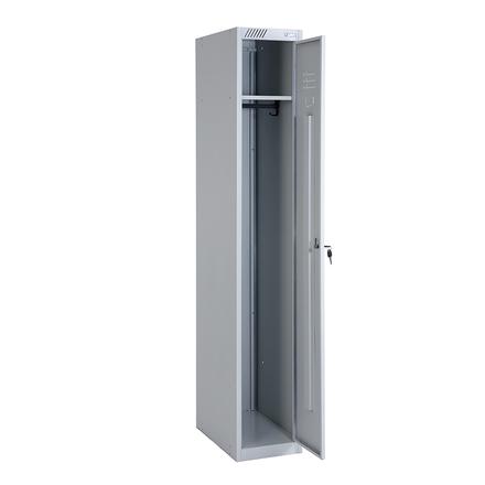 Металлический шкаф для одежды ШРС 11-300