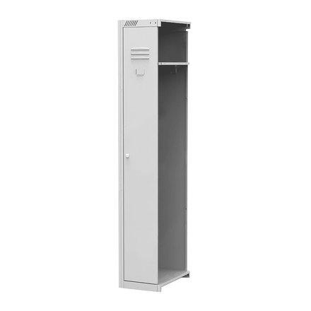 Металлический шкаф для одежды ШРС 11-300 ДС
