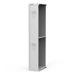 Металлический шкаф для одежды ШРС 12-300 ДС