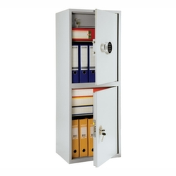Шкаф бухгалтерский ПРАКТИК SL 125/2Т EL